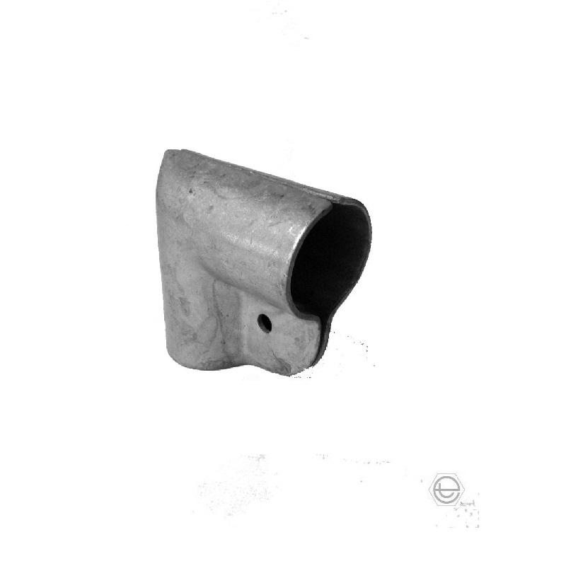 """Winkelschelle 90°, 3/4"""" x 3/4"""" (26.9 mm x 26.9 mm)"""