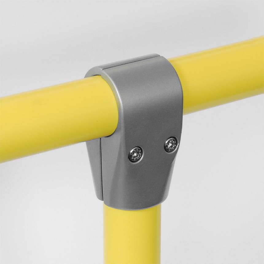 T-Verbinder Aluminium 40mm