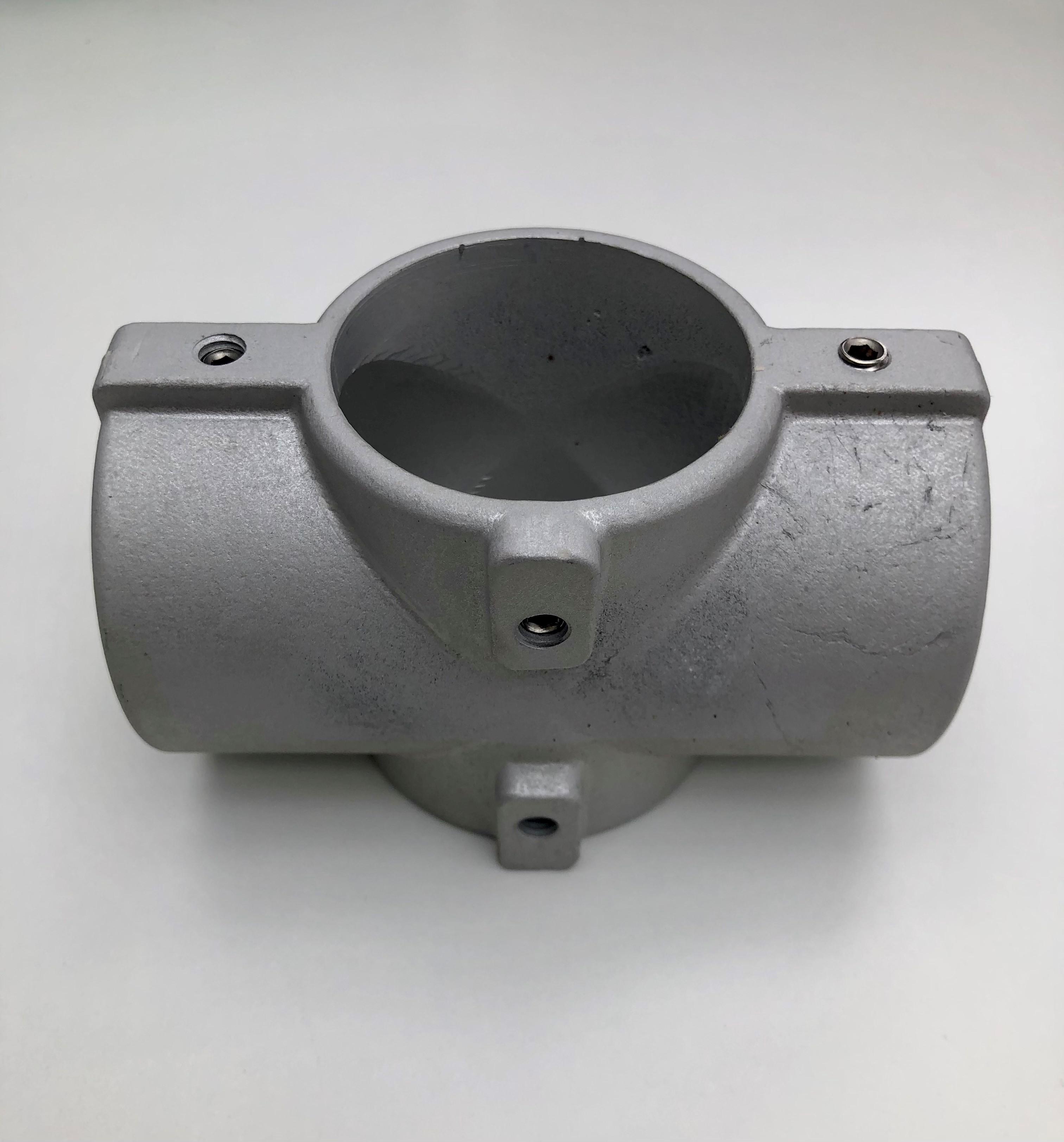"""Kreuzverbinder 60mm (2""""), 1.Dur, 2. Abg., 373gr"""