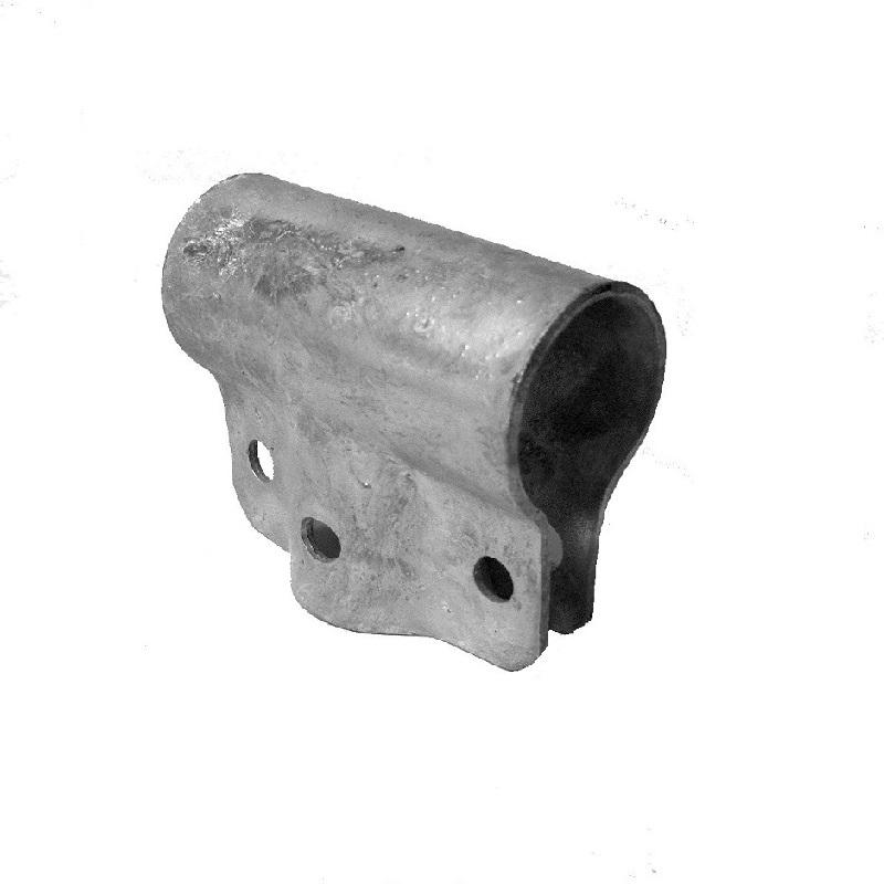 "T-Schelle geschlossen 90°,  Mischgrösse, 2"" x 1 1/4"" (60,3 mm x 42,4 mm)"