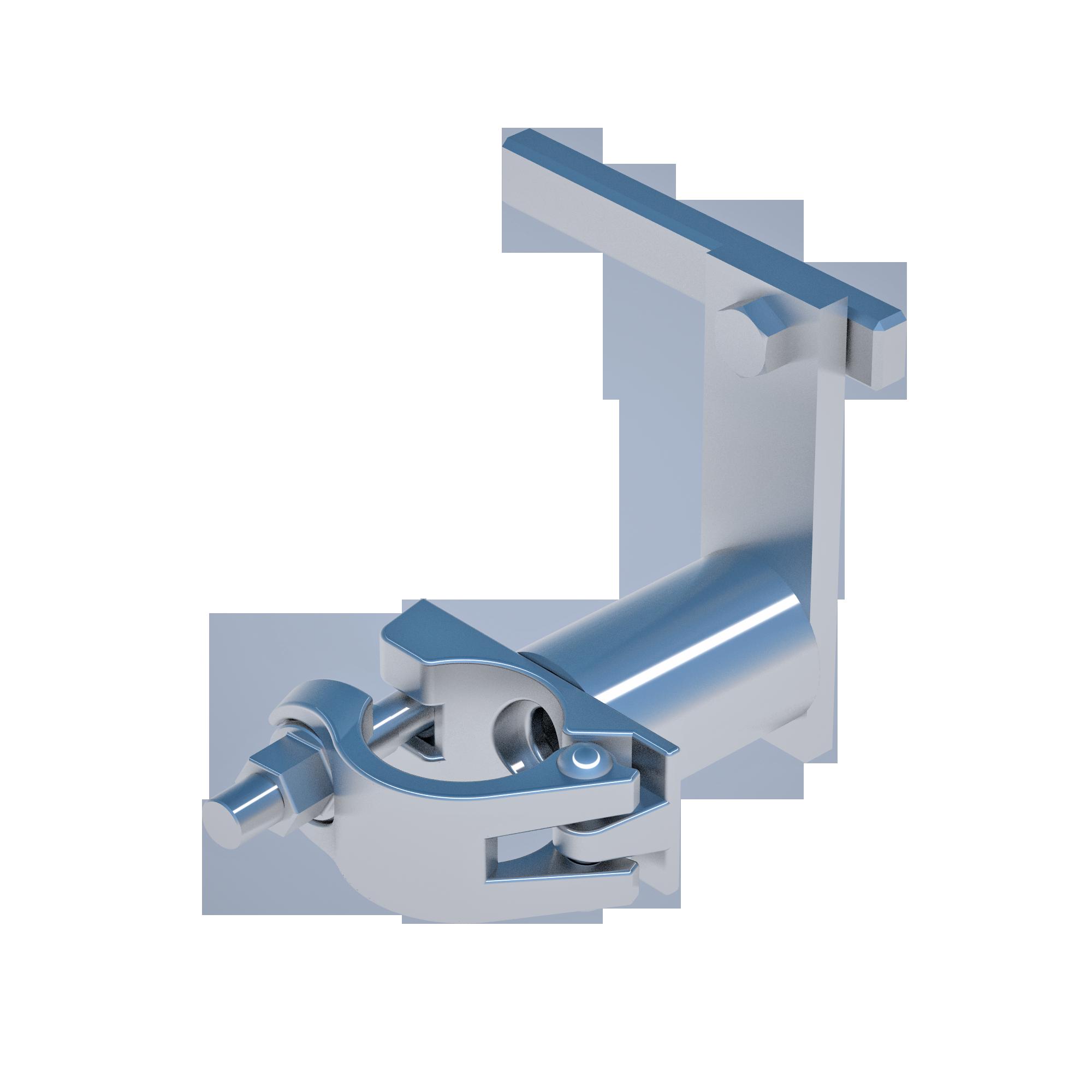 SCAFFGUARD-Halbkupplung, 48.3 mm, SW 22mm