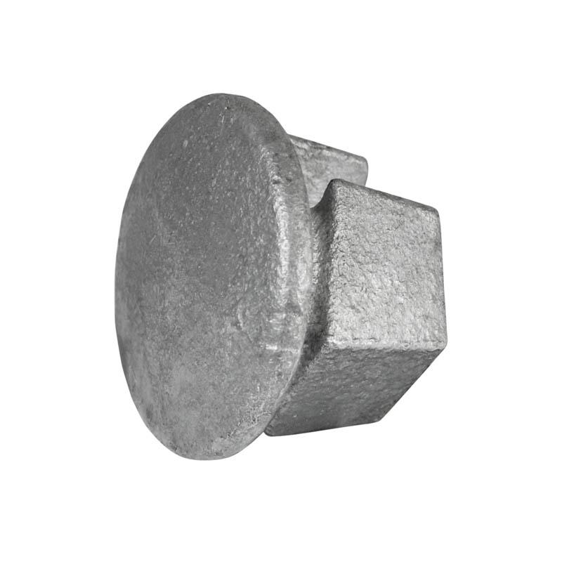 "Stopfen, Metall 42,4 mm (1¼"")"