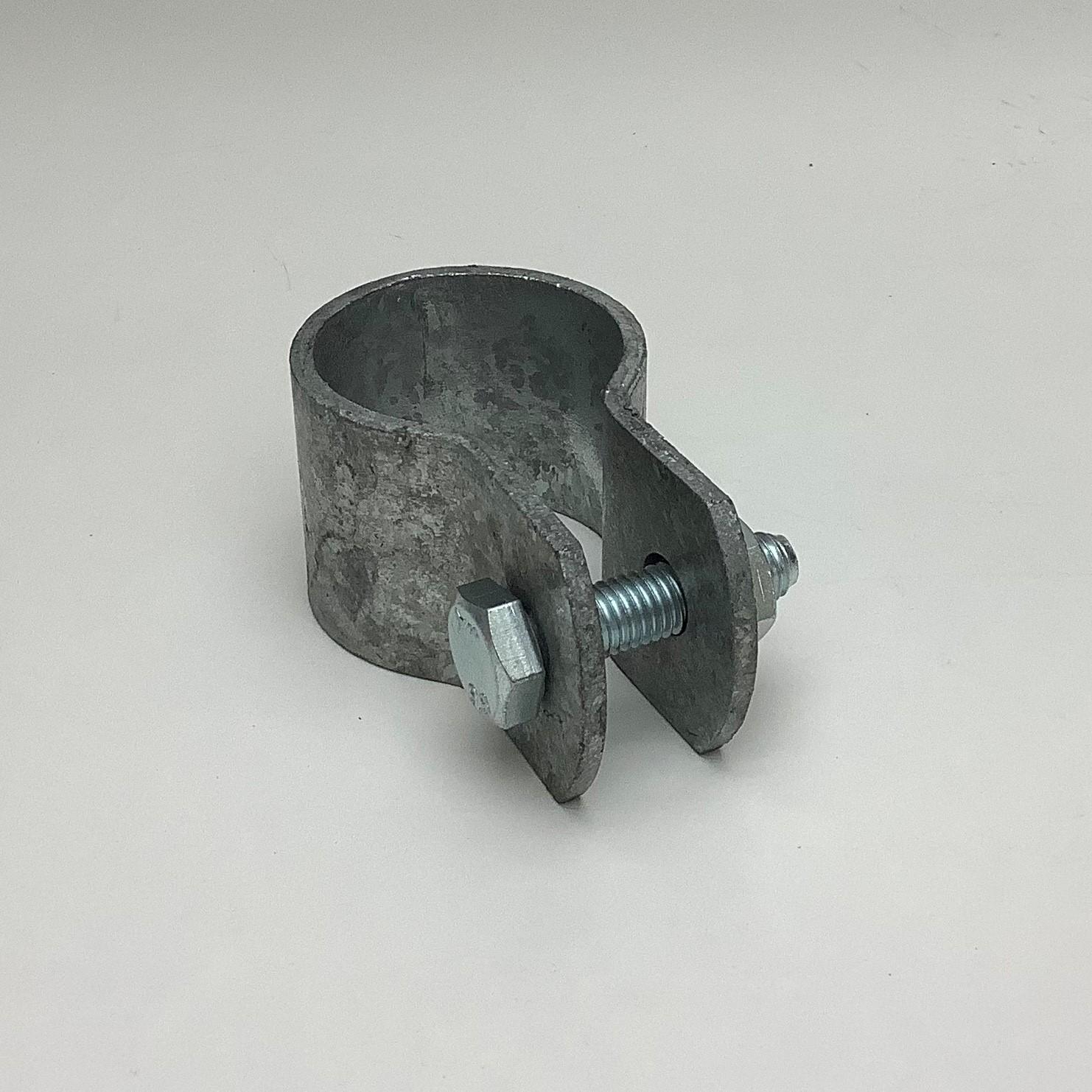 """Montageschelle leicht,  5/4"""" (42.4 mm)"""