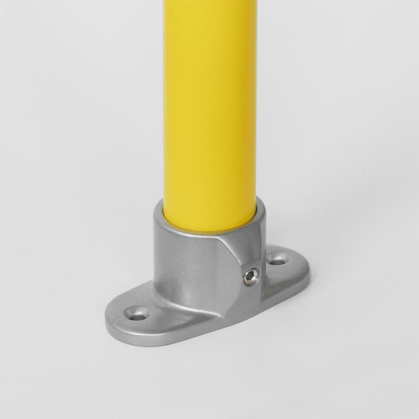 Wand-, Boden- u. Deckenlager Aluminium 30mm