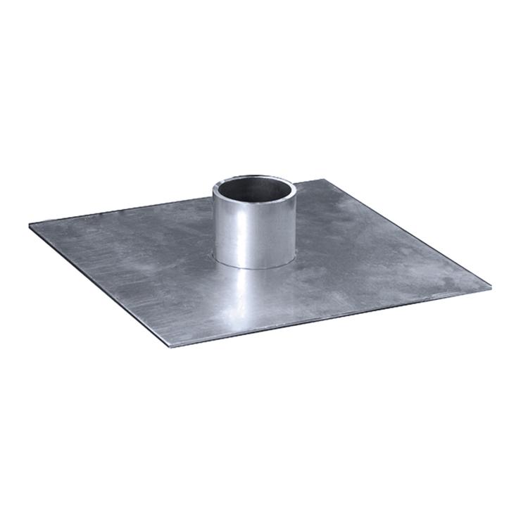 Spundwandplatten 10 X 10 cm (42 mm)