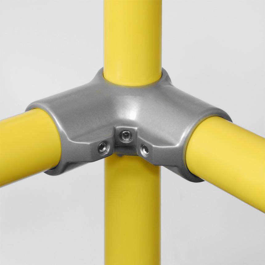 Winkelverbinder Aluminium 30mm