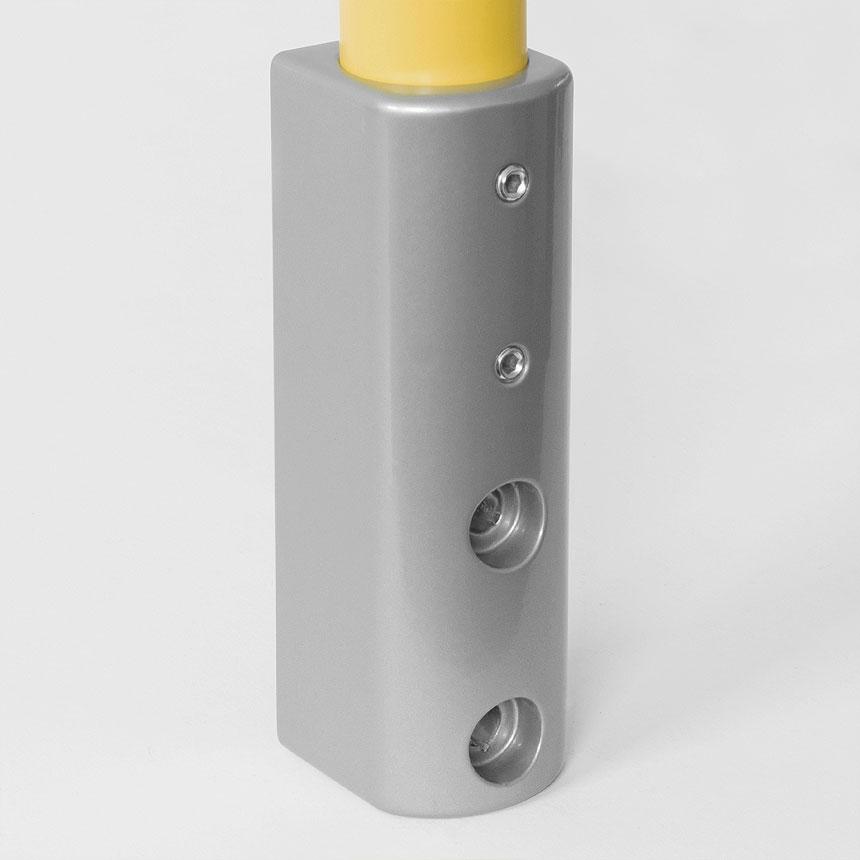 Rohrlager Aluminium 40mm