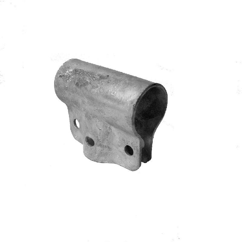 "T-Schelle geschlossen 90°, Mischgrösse,  1 1/2"" x 1"" (48.3 mm x 33.7 mm)"