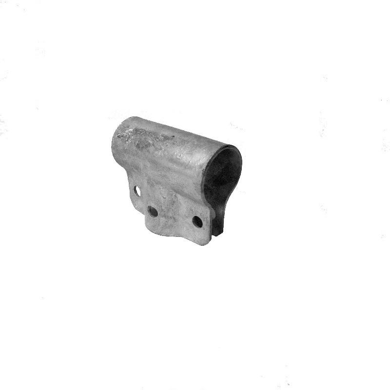 """T-Schelle geschlossen 90°,  1"""" x 1"""" (33.7 mm x 33.7 mm)"""